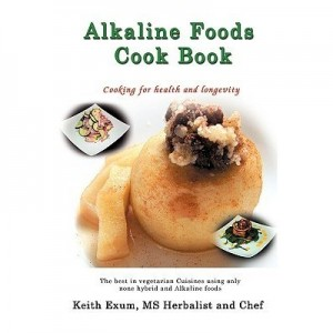Alkaline Foods Cookbook