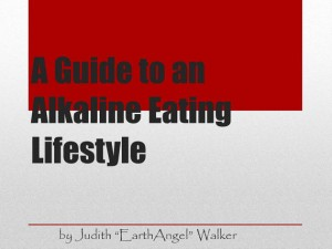 Start Up Guide to Alkaline Eating