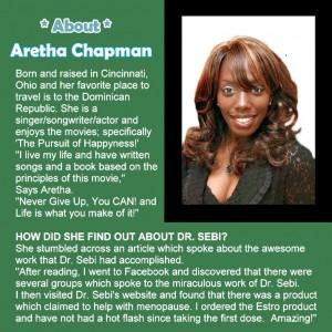 PROFILE - Aretha Chapman