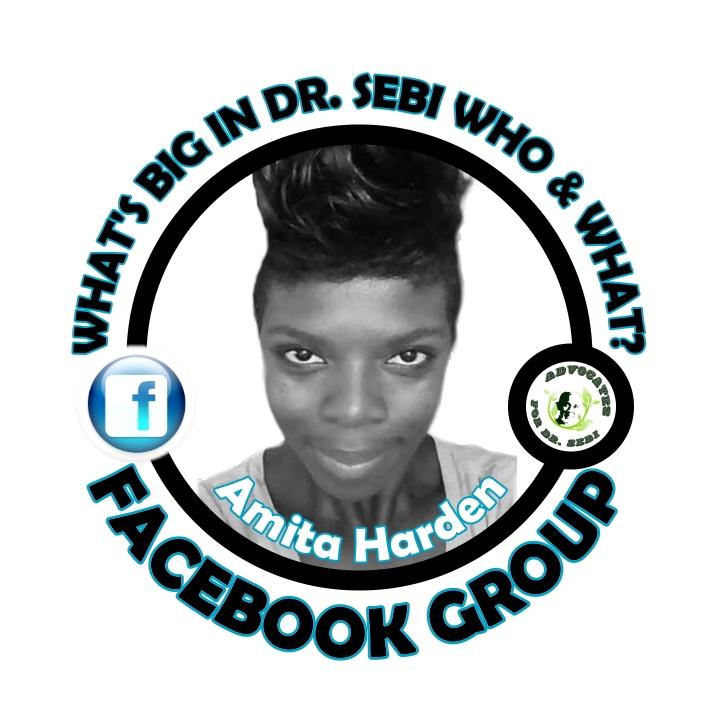 Amita Harden – Advocates for Dr  Sebi