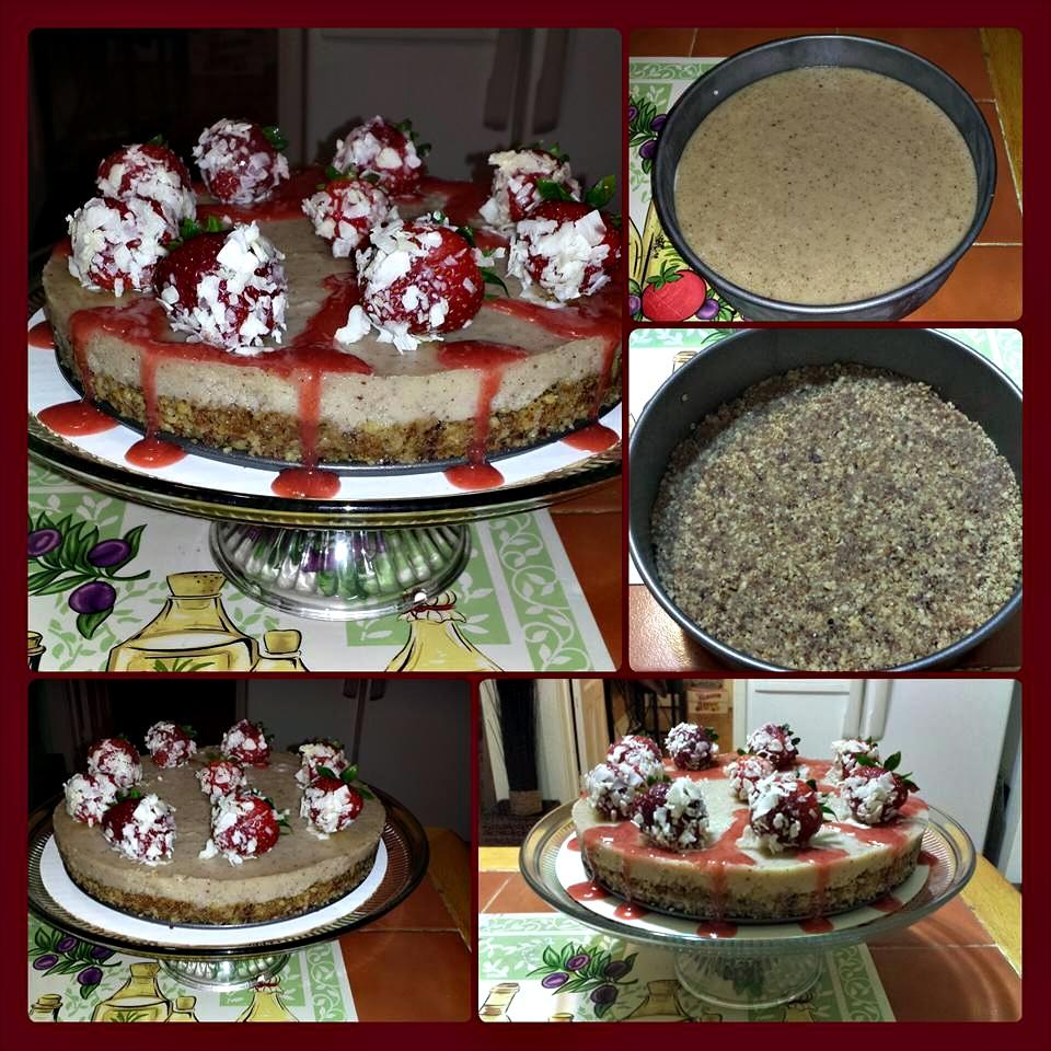 Dr Sebi Cheese Cake
