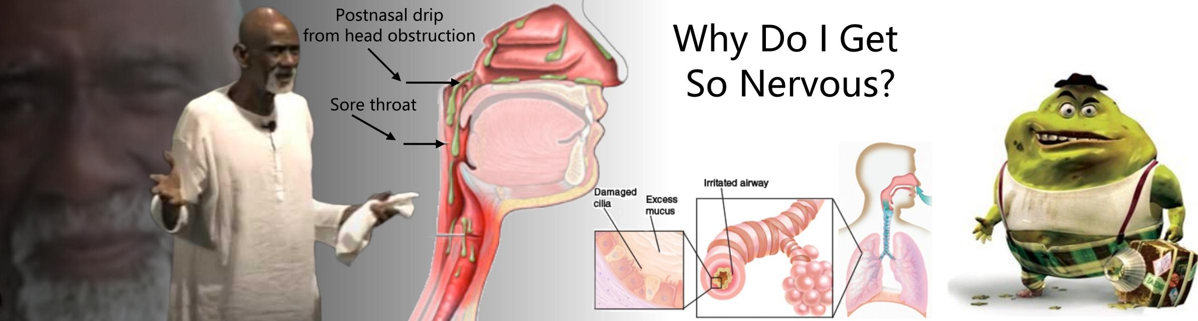 Nervousness – Advocates for Dr  Sebi